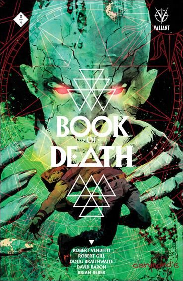 Book of Death 3-A by Valiant Entertainment