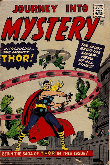 Journey into Mystery (1952) 83-C by Marvel