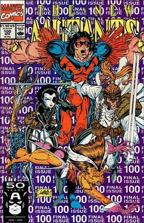 New Mutants (1983) 100-A