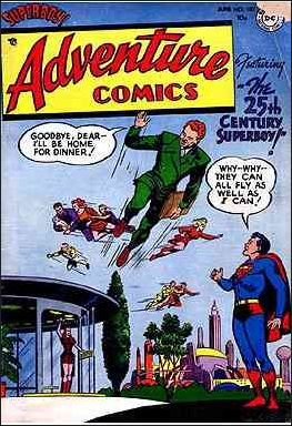 Adventure Comics (1938) 187-A by DC