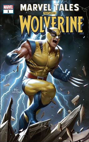 Marvel Tales: Wolverine 1-A