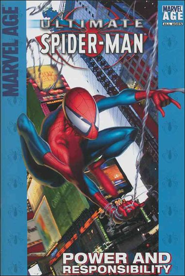 Target Ultimate Spider-Man 1-A by Marvel