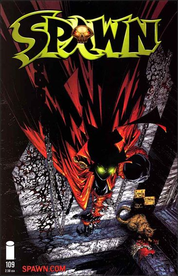 Spawn 109-A by Image