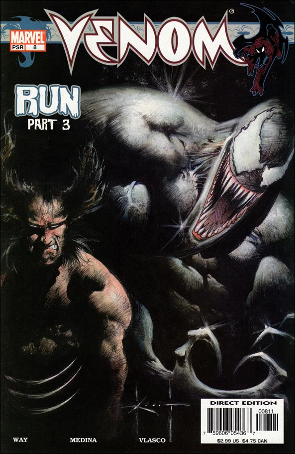 Venom (2003) 8-A by Marvel