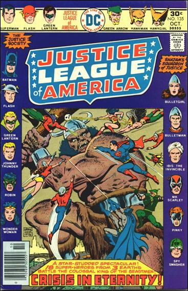 Justice League of America (1960) 135-A by DC
