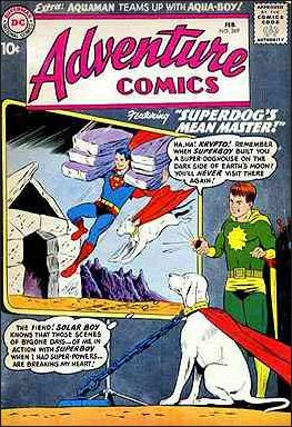 Adventure Comics (1938) 269-A by DC