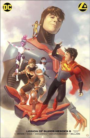 Legion of Super-Heroes (2020) 5-B