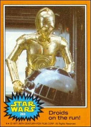Star Wars: Series 5 (Base Set) 269-A