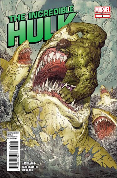Incredible Hulk (2011)  2-A by Marvel