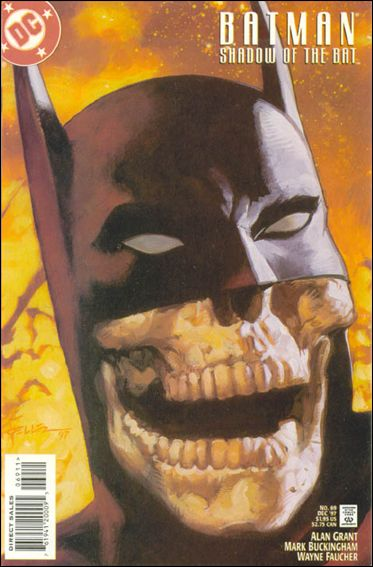 Batman: Shadow of the Bat 69-A by DC