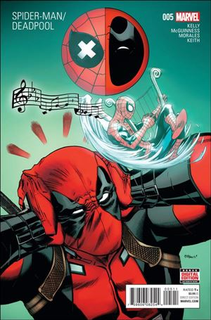 Spider-Man/Deadpool 5-A