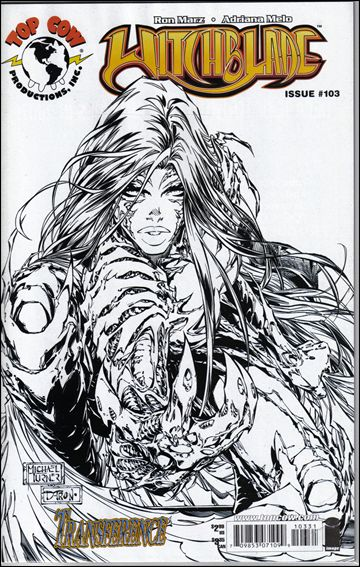Witchblade (1995) 103-C by Top Cow