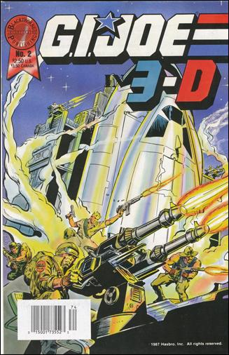 G.I. Joe in 3-D: Blackthorne 3-D Series 2-A by Blackthorne