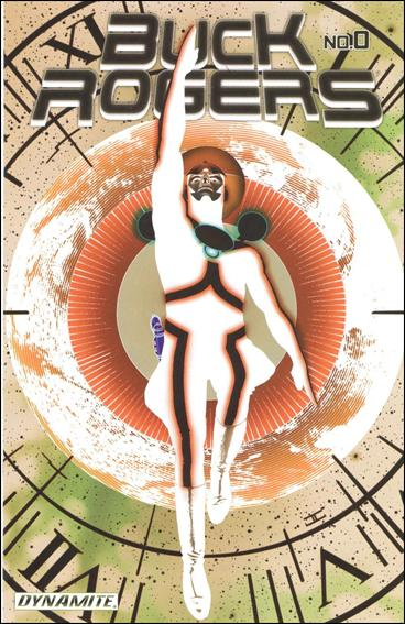 Buck Rogers (2009) 0-B by Dynamite Entertainment