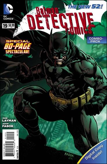 Detective Comics (2011) 19-B by DC