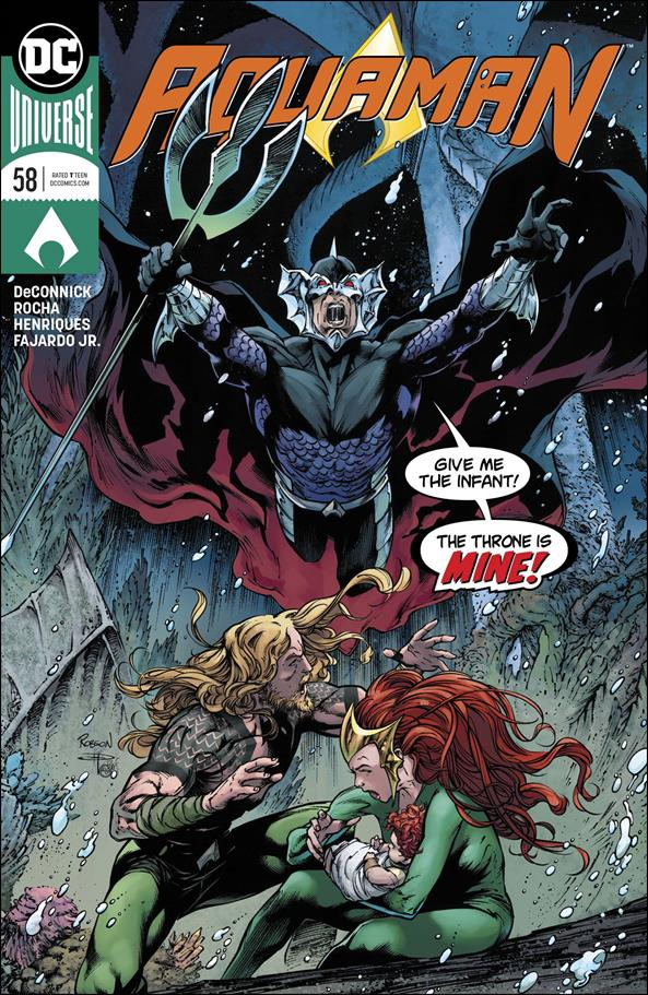 Aquaman (2016) 58-A by DC