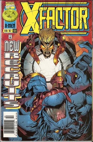 X-Factor (1986) 131-B by Marvel