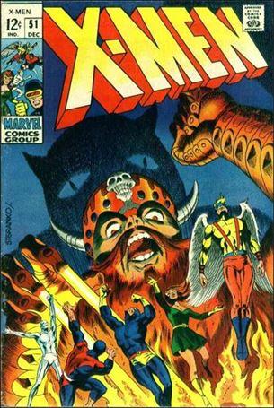 X-Men (1963) 51-A
