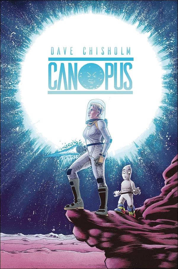 Canopus nn-A by Scout Comics