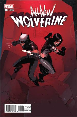 All-New Wolverine  16-B