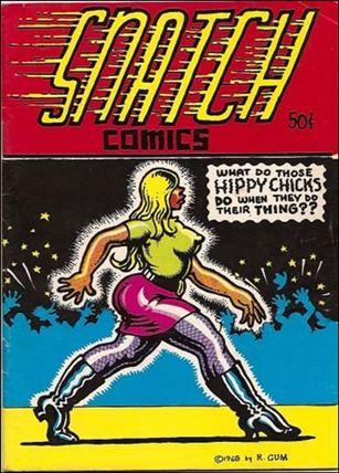 Snatch Comics 1-D