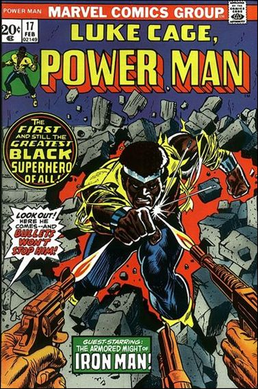 Power Man 17-A by Marvel