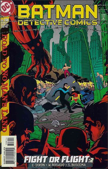 Detective Comics (1937) 728-A by DC