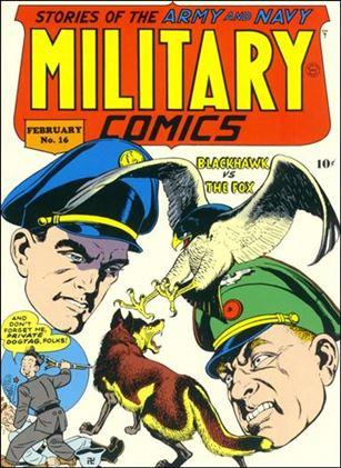 Military Comics 16-A
