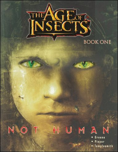 Age of Insects 1-A by Critical Mass