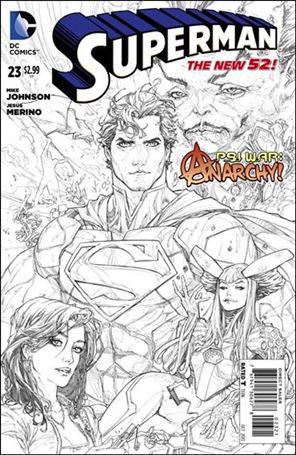 Superman (2011) 23-B