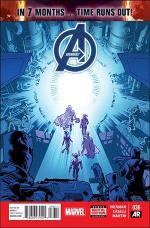 Avengers (2013) 36-A