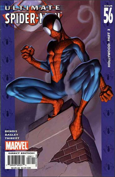 Ultimate Spider-Man (2000) 56-A by Marvel