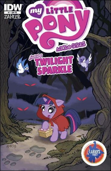 My Little Pony Micro-Series  1-G by IDW