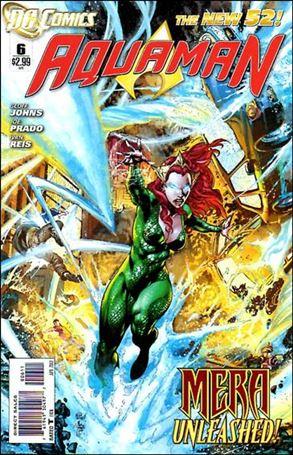 Aquaman (2011) 6-A