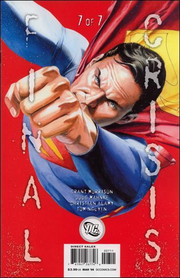 Final Crisis 7-B by DC