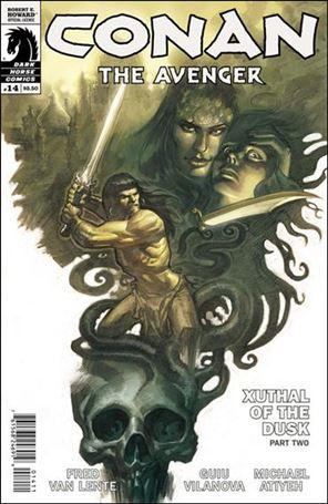 Conan the Avenger 14-A