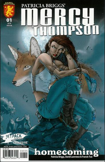 Patricia Briggs' Mercy Thompson: Homecoming 1-E by Dabel Brothers (DB) Productions