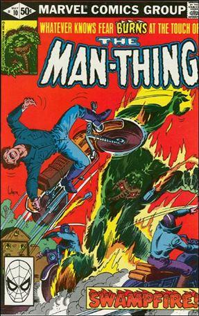 Man-Thing (1979) 10-A