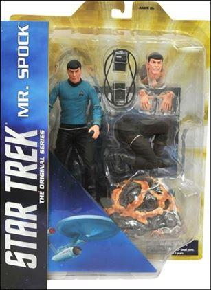 Star Trek Select Mr. Spock