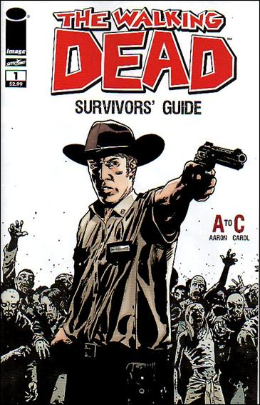 Walking Dead Survivors Guide 1-A by Image