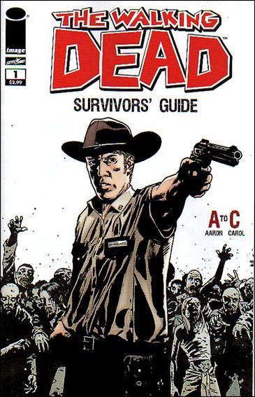 Walking Dead Survivors Guide 1-A by Image