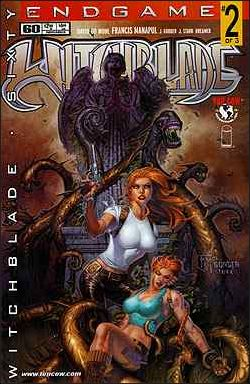 Witchblade 60-A by Top Cow