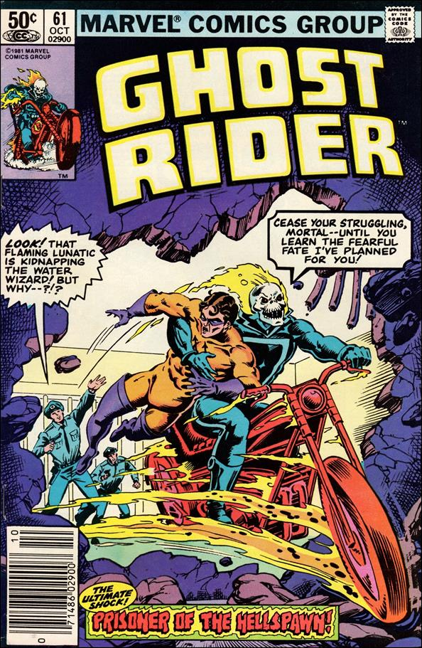 Ghost Rider (1973) 61-A by Marvel