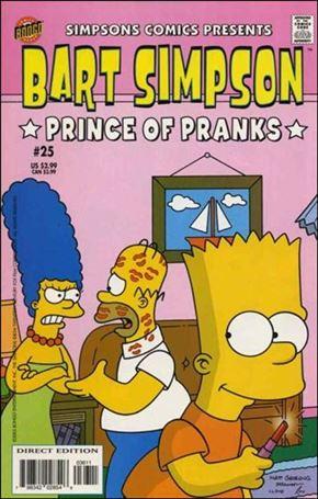 Simpsons Comics Presents Bart Simpson 25-A