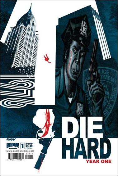 Die Hard: Year One 1-A by Boom! Studios