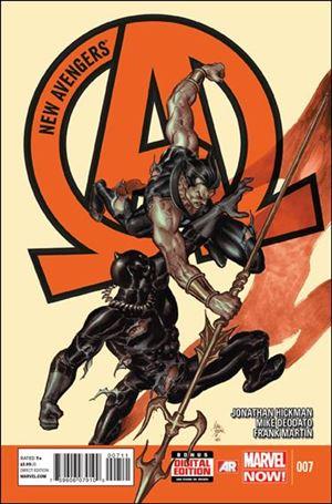 New Avengers (2013) 7-A