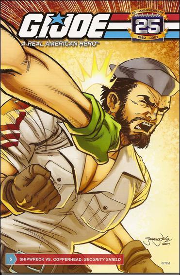 G.I. Joe: A Real American Hero 25th Anniversary Comic Pack Series 5-A by Hasbro Comics
