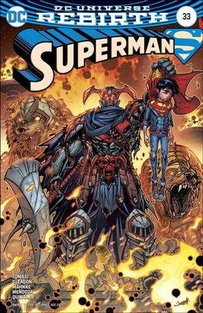 Superman (2016) 33-B