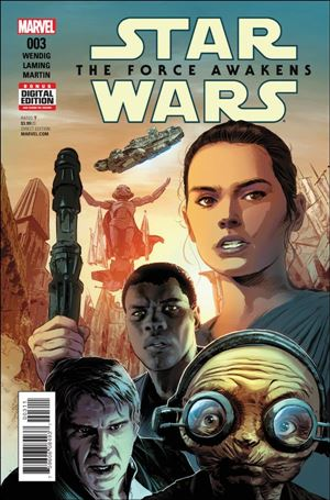 Star Wars: The Force Awakens Adaptation 3-A