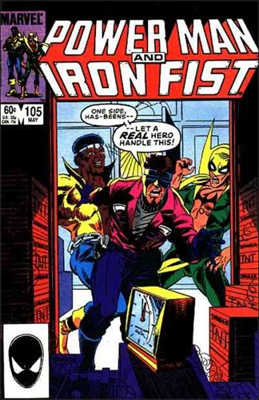 Power Man and Iron Fist (1978) 105-A by Marvel